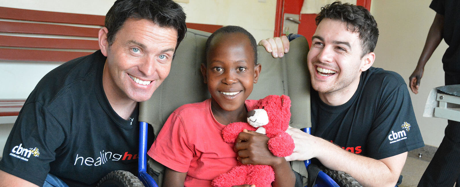 Celtic Thunder brings Irish love to Uganda